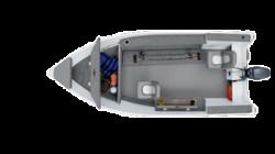 2015 - Smoker-Craft Boats - 168 Pro Mag TL