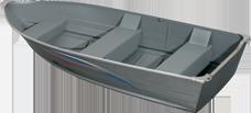 2015 - Smoker-Craft Boats - Alaskan 12 TL