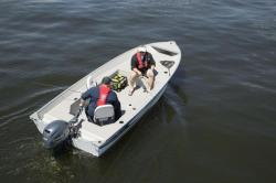 2018 - Smoker-Craft Boats - Angler 16 XL TL