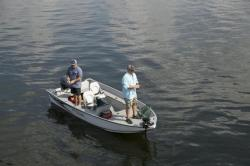 2018 - Smoker-Craft Boats - Angler 16 SC