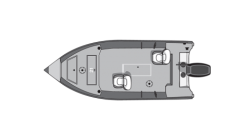 2019 - Smoker-Craft Boats - Angler 16 T