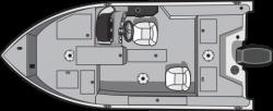 2020 - Smoker-Craft Boats - Adventurer 168 SC