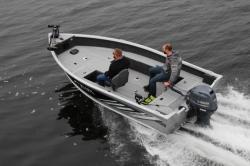 2020 - Smoker-Craft Boats - Adventurer 168 T