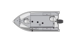 2020 - Smoker-Craft Boats - 160 Freedom TL
