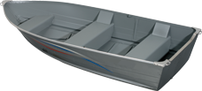 2020 - Smoker-Craft Boats - Alaskan 12 TL