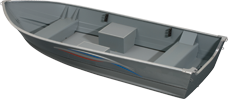 2020 - Smoker-Craft Boats - Alaskan 15 DLX
