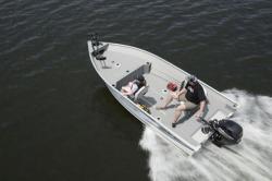 2021 - Smoker-Craft Boats - Angler 16 T