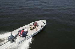 2021 - Smoker-Craft Boats - Angler 16 XL TL