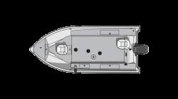 2021 - Smoker-Craft Boats - 160 Freedom TL