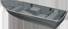 2021 - Smoker-Craft Boats - Alaskan 15 DLX