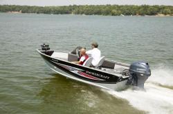 2021 - Smoker-Craft Boats - Resorter 151