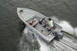 2021 - Smoker-Craft Boats - 160 Pro Lodge