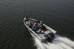 2021 - Smoker-Craft Boats - Pro Angler 172 XL