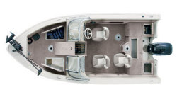Smoker-Craft Boats 172 Pro Mag DC Multi-Species Fishing Boat