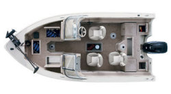Smoker-Craft Boats 172 Ultima Multi-Species Fishing Boat