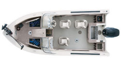 Smoker-Craft Boats 192 Pro Mag Multi-Species Fishing Boat