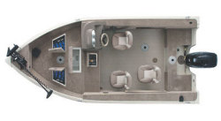 Smoker-Craft Boats 171 Pro Angler Multi-Species Fishing Boat