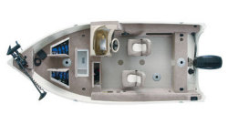 Smoker-Craft Boats 161 Pro Angler Multi-Species Fishing Boat