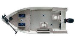 Smoker-Craft Boats 160 Resorter Tiller Fishing Boat