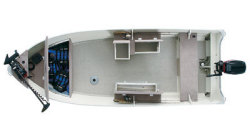 Smoker-Craft Boats 16 Big Fisherman Utility Boat