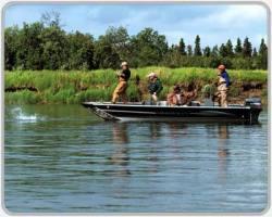 Smoker-Craft Boats 1436J Jon Utility Boat