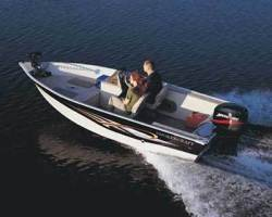 2008 - Smoker-Craft Boats - 161 Resorter