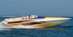 Sonic USA Sonic 38 STS High Performance Boat