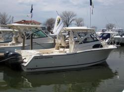2018 Grady-White 300 Marlin Huron OH