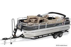 2019 Fishin' Barge 20 DLX Bernice OK