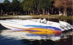 Spectre Powerboats Spectre 30 High Performance Boat