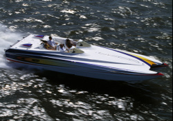Spectre Powerboats Spectre 32 CS High Performance Boat