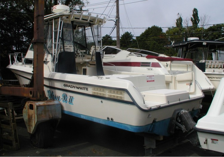 1999 - Grady-White Boats - 274 Sailfish for Sale in Hampton Bays, NY