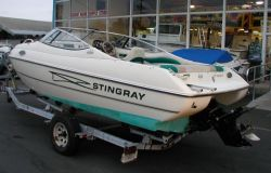 1998 - Stingray Boats - 200CS Cuddy