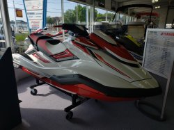2019 Yamaha Boats FX SVHO Russells Point OH