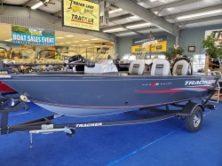 2019 Tracker Deep V Pro Guide V-16 WT Russells Point OH