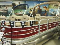 2019 Sun Tracker FISHIN' BARGE 20 DLX Russells Point OH