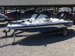 2003 Nitro by Tracker Marine 188 Sport Russells Point OH