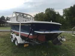2002 - Steiger Craft Boats - 23 Block Island