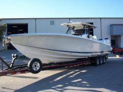 Nor-Tech Boats - 390 Sport Open