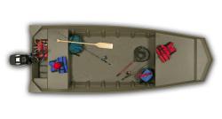 Lowe Boats 1648MT Aura