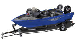 2021 - Lowe Boats - FM1625SC