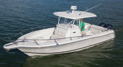 2015 - Stamas Yachts - 326 Tarpon