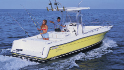 2015 - Stamas Yachts - 267 Tarpon
