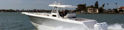 2018 - Stamas Yachts - 289 Tarpon