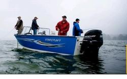 2011 - Starcraft Boats -  FishMaster 196