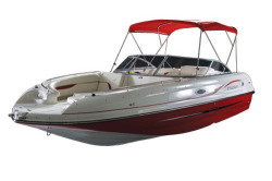 2011 - Starcraft Boats - Limited Deckboats 2000 IO