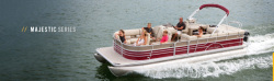 2012 - Starcraft Boats - Majestic 256 Starliner