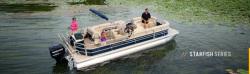2012 - Starcraft Boats - Starfish 216