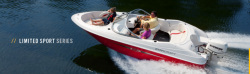 2012 - Starcraft Boats - Limited 172 OB Sport