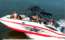 2013 - Starcraft Boats - Crossover SCX 240 IO